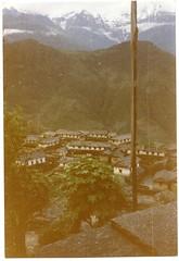 . (Kaïopai°) Tags: nepal travel reisefoto annapurna himalaya village dorf house