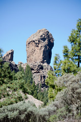 Roque Nublo (vienadirecto) Tags: canarias roque nublo