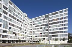 Kitagata Apartments, Kazuyo Sejima (davidaewen) Tags: architecture gifu japan kitagata apartments kazuyo sejima sanaa