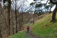 Approaching St Joseph's Shrine (Bods) Tags: walk peakdistrict stjosephsshrine goytvalley foxlowedgewalk highpeak derbyshire peakdistrictnationalpark