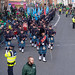 DUBLIN FIRE BRIGADE PIPE BAND [ST. PATRICK'S DAY PARADE IN DUBLIN - 17 MARCH 2019]-150179