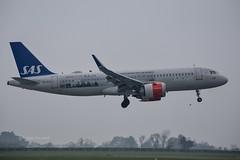 SE-ROA                A320-251N    SAS   Netflix-The Rain Sticker Livery (Gormanston spotter) Tags: 2019 dub eidw avgeek airbus gormanstonspotter neo a320251n sas therainstickerlivery seroa