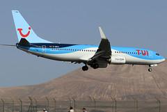 D-ABKA (GH@BHD) Tags: dabka boeing 737 738 737800 b737 b738 x3 tui tuifly ace gcrr arrecifeairport arrecife lanzarote aircraft aviation airliner