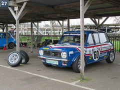 1979 Mini 1275 GT (jane_sanders) Tags: goodwood motorcircuit westsussex sussex 77thmembersmeeting 77mm membersmeeting testing test mini1275gt mini 1275 gt