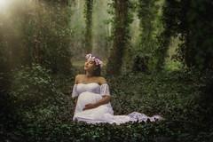 Delina (liesbet_sanders) Tags: 2019 delina ivy pregnancy