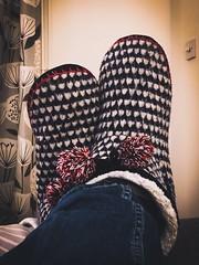 Feet up. 19/365