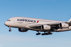 F-HPJF / Airbus A380-861 / @ DRS / 2019-01-28 (astrofreak81) Tags: airfrance air france af afr airport drs eddc dresden efw aircraft airbusa380861 airbus a380861 a380 a388 registration fhpjf 20190128 sylviomüller sylvio müller astrofreak81
