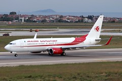 7T-VKD Air Algeria Boeing 737-800 IST 04.10.18. (_Illusion450_) Tags: istanbul istanbulatatürkairport ist atatürk ataturk airlines flyinn istanbulatatürkhavalimanı airport aircraft aeroplane aeroport aviation avion flughafen 7tvkd air algeria boeing 737800