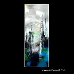WHISPER OF THE DAY (Alice Bernardi Art) Tags: art artist contemporaryart city abstract
