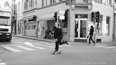Skate (Spotmatix) Tags: 25mm belgium brussels camera effects gf7 lens lumix monochrome places primes street streetphotography