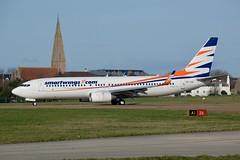 OK-TSH Boeing 737-804(WL) (Jersey Airport Photography) Tags: oktsh boeing737 b737804wl b738 egjj jer smartwings