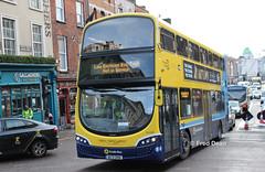 Dublin Bus SG420 (182D2490). (Fred Dean Jnr) Tags: busathacliath dublinbus pboro sg420 182d2490 bridgestreetcork february2019 volvo b5tl wright wrightbus eclipse gemini3 cork dublinbusyellowbluelivery lowemissionbustrial