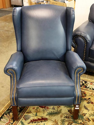 Laz-Boy Wingback Leather Recliner ($364.00)