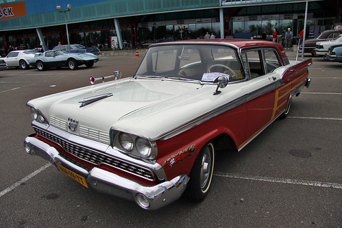 Ford Galaxie Town Sedan 1959 (6379)