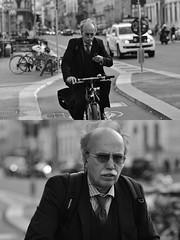 [La Mia Città][Pedala] (Urca) Tags: milano italia 2018 bicicletta pedalare ciclista ritrattostradale portrait dittico bike bicycle nikondigitale scéta biancoenero blackandwhite bn bw 118326