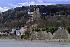 Käppele (Michael Döring) Tags: würzburg stadtmitte mariäheimsuchung käppele wallfahrtskirche mainkai afs105mm14e d850 michaeldöring
