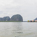 Ao Phang Nga, Ko Panyi, Limestone Cliff, Sea & Ocean, Thailand, Tropical Forest, Jan 2019