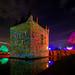 Kunstlichtfestival Kasteel Doornenburg