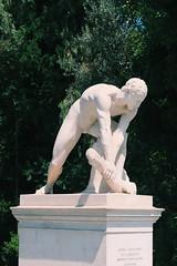 Athens 2018 (anaisschram) Tags: athens athenes greece grece green greenery statue art antique europe