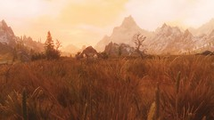 TESV - Danger in the distance (tend2it) Tags: kenb elder scrolls skyrim v rpg game pc screenshot screenarchery mods