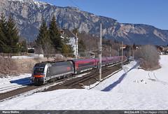 Fastest Railjet! (Marco Stellini) Tags: railjet 1216 e190 rekord 025 taurus siemens