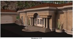 B.V.H Italian Villa (Hadid Agency) Tags: luxurious life secondlife 3d game imagine world style