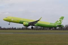 VQ-BDU A321-271N S7 Airlines (eigjb) Tags: vqbdu a321271n s7 airlines a321 a21n neo airbus jet transport airliner plane spotting aviation dublin airport eidw ireland international collinstown 2019 aircraft airplane aeroplane