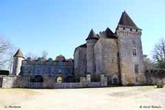 24 St-Jean-de-Côle - La Marthonie (Herve_R 03) Tags: architecture castle château dordogne france aquitaine