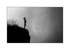 Le Morvan (Punkrocker*) Tags: nikon s2 rf rangefinder nikkor 50mm 5014 sc film kodak pushed trix 800 nb bwfp monochrome city street salieu morvan bourgogne france