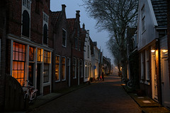 Edam (Julysha) Tags: edam town street evening thenetherlands noordholland people spring march dxo d850 sigma241054art 2019