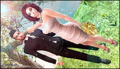 WEDDINGS DAY (Fashion Blog Man) Tags: lelutka signature tiffanydesigns
