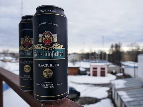 Black Beer ©  Sergei F
