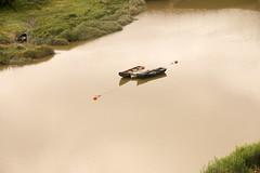 Tranquilidad (mandoft) Tags: irlanda barca ireland agua bunratty countyclare ie