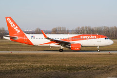 OE-INI (Andras Regos) Tags: aviation aircraft plane fly airport bud lhbp spotter spotting easyjet easyjeteurope airbus a320