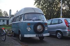 1973 Volkswagen T2 Camper 72-YB-80 (Stollie1) Tags: 1973 volkswagen t2 camper 72yb80 heilige land stichting