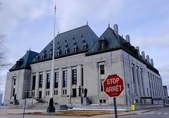 The legal last stop [Explored 1/4/19] (joanne clifford) Tags: xf1655 bilingual parliamentaryprecinct chateau beauxarts ottawa waltersallward statuary justice truth scc supremecourtofcanada architect ernestcormier