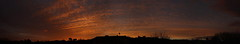 Sunset 3 2 19 #07_stitch e (Az Skies Photography) Tags: sun set sunset dusk twilight nightfall sky skyline skyscape rio rico arizona az riorico rioricoaz arizonaskyline arizonaskyscape arizonasunset clouds cloud march 2 2019 march22019 3219 322019 canon eos 80d canoneos80d eos80d canon80d red orange yellow gold golden salmon black panorama arizonasky