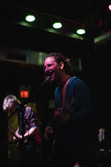 rare creatures march 2019 - pour house -  raleigh (Colin Robison) Tags: rarecreatures raleigh pourhouse pour house music livemusic 2019 nightlife band bands musicians charleston royalamerican rare creatures rock guitar electronic synth lights color stage photos contrast 35mm a7 a7r a7rii 50mm 14 wires chords strings singing songs vsco vscofilm iphone