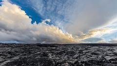 Mauna Loa Sunset (mutrock) Tags: maunaloa clouds lava sunset pahoehoe sky hawaii hawaiianislands hi bigisland volcano mountain usa unitedstates 2018