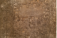 20181229_132836 (jaglazier) Tags: 122918 2018 550577 550ad577ad 6thcentury 6thcenturyad adults animalshapedvesselsinart animalshapedvesselsfromtheancientworld animals animist architecture banners beds boston buildings chinese dancers december feastingwithgodsheroesandkings foggmuseum gravegoods harvardartmuseum horses mammals marble massachusetts men museumoffinearts museumoffineartsboston museums musicians northerqi palaces parasols rhyton rhytons sogdian specialexhibits stonesculpture usa umbrellas women zoroastrian archaeology art banquets basrelief burialgoods china copyright2018jamesaglazier crafts engraved floral floralborders funerary funerarybed furniture grapearbors grapevines lowrelief plants reliefs religion rituals ryta sculpture soldiers cambridge
