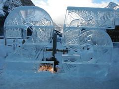 Lake Louise Banff National Park (Mr. Happy Face - Peace :)) Tags: hotel ski winter festival architecture snow 25 twentyfive art2019 chateau ice