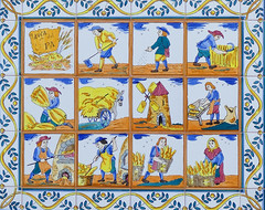 CORTS - DETALL FAÇANA (Joan Biarnés) Tags: corts pladelestany girona catalunya façana detall detalle 294 panasonicfz1000 fachada