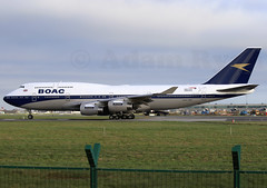 G-BYGC - British Airways B747-400 'BOAC Livery' (✈ Adam_Ryan ✈) Tags: dub eidw dublinairport 2019 dublinairport2019 canon 6d 100400liiisusm 100400 avgeek aviation plane planespotting flight aircraft boeing boeing747 b747 b747400 b747dublinairport britishairways gbygc retrojet retro repaint boac boaclivery britishoverseasairwayscorporation britishairwaysretrojet dublin painting eirtech speedbird 100 100years anniversary jumbo jumbojet february runway28 runway photography photo 1919 19192019