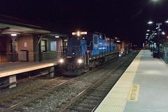 PN W230 @ Ambler, PA (Dan A. Davis) Tags: pn pennsylvanianortheastern c398 gp9rm gp30 w230 freighttrain train railroad locomotive lansdale willowgrove ambler pennsylvania pa