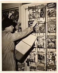 1944 comic books (Michael Vance1) Tags: comics comicbooks cartoonist art adventure artist anthology aliens weird western war werewolf humor horror goldenage sf sciencefiction satire superhero suspense supernatural
