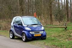 1999 Smart MCC 1 (Davydutchy) Tags: smart mcc1 micro compact car 1 1999 microcar bubble mercedes benz auto automobiel automobile voiture vehicle pkw bil автомобиль march 2019