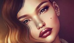 Eyes (princess hienrichs (SLinworld)) Tags: mrsdarkboy 💜 catwa kunst pumec swallow letre doux