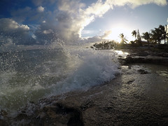 """Sunset on Surfer's Point, Barbados (James Patterson) Tags: sunset """"surfer'spoint"""" caribbean """"westindies"""" barbados"""