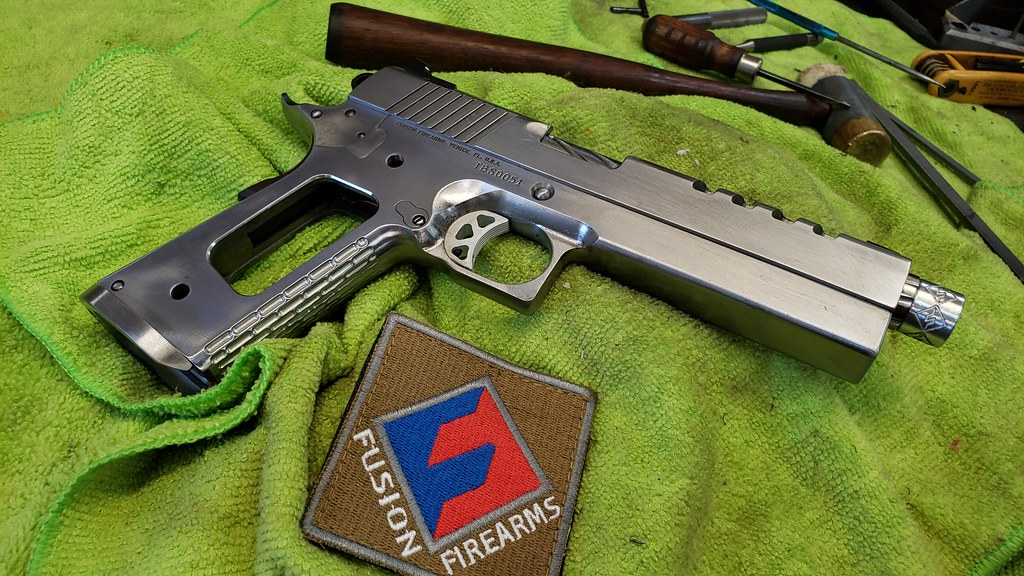 The World's most recently posted photos of 1911 and pistol - Flickr