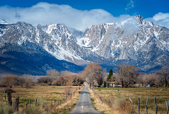 The Road to Redemption (ihikesandiego) Tags: lone pine mt langley eastern sierras california